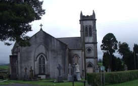 SAINT PATRICK'S OLD CHURCH, CLAUDY
